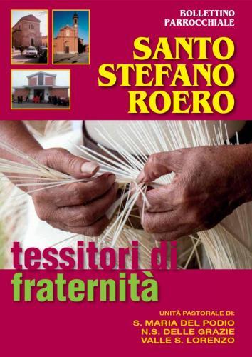 Bollettino di Santo Stefano Roero ottobre 2020
